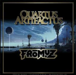 Fromuz - Quartus Artifactus CD (album) cover