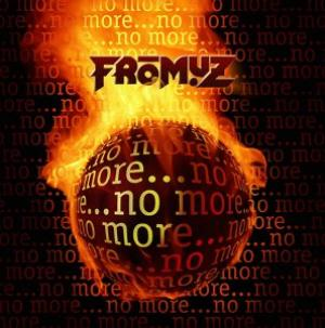 Fromuz - No More... CD (album) cover