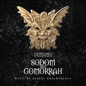 Fromuz - Sodom & Gomorrah CD (album) cover