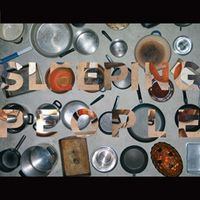 Sleeping People - Sleeping People CD (album) cover