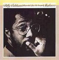 Billy Cobham - Shabazz CD (album) cover