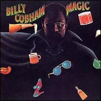 Billy Cobham - Magic CD (album) cover