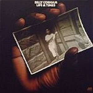Billy Cobham - Life & Times CD (album) cover