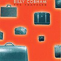 Billy Cobham - The Traveler CD (album) cover