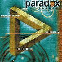 Billy Cobham - Wolfgang Schmid / Bill Bickford / Billy Cobham: Paradox CD (album) cover