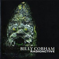 Billy Cobham - Radioactive (Hope Street/ Powerplay Remastered) CD (album) cover