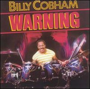 Billy Cobham - Warning CD (album) cover