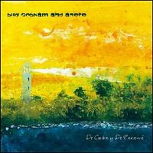 Billy Cobham - De Cuba Y De Panama CD (album) cover