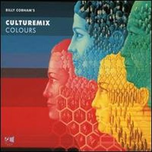 Billy Cobham - Colours ( With Culturemix) CD (album) cover