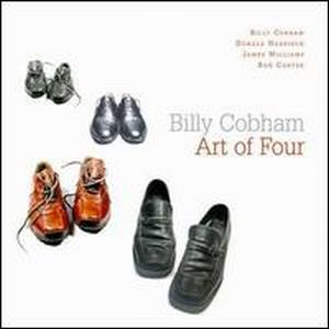 Billy Cobham - Art Of Four CD (album) cover