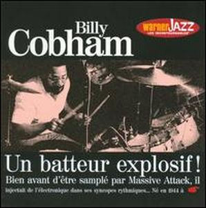 Billy Cobham - Les Incontournables CD (album) cover