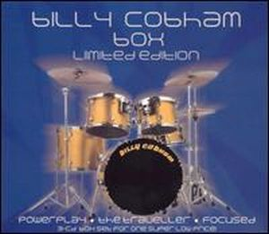 Billy Cobham - Billy Cobham Box ( Limited Edition) CD (album) cover