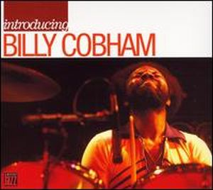 Billy Cobham - Introducing Billy Cobham CD (album) cover