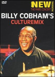 Billy Cobham - Culturemix DVD (album) cover