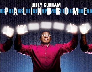 Billy Cobham - Palindrome CD (album) cover