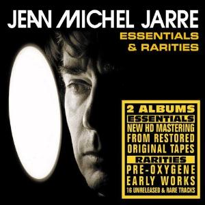 Jean-michel Jarre - Essentials & Rarities CD (album) cover
