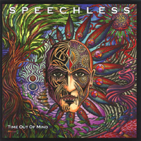 Speechless - Time Out Of Mind CD (album) cover