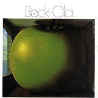 Jeff Beck - Beck-Ola CD (album) cover