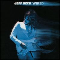 Jeff Beck - Wired CD (album) cover