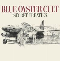 Blue Öyster Cult - Secret Treaties CD (album) cover