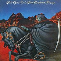 BLUE ÖYSTER CULT - Some Enchanted Evening CD album cover