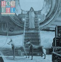 BLUE ÖYSTER CULT - Extraterrestrial Live CD album cover