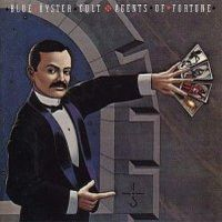 BLUE ÖYSTER CULT - Agents Of Fortune CD album cover