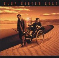 BLUE ÖYSTER CULT - Curse Of The Hidden Mirror CD album cover