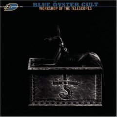 BLUE ÖYSTER CULT - Workshop Of The Telescopes CD album cover