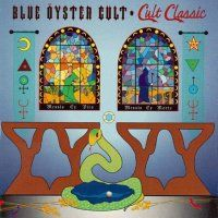 BLUE ÖYSTER CULT - Cult Classic CD album cover