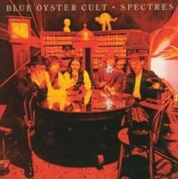 BLUE ÖYSTER CULT - Spectres CD album cover