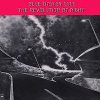 BLUE ÖYSTER CULT - The Revölution By Night CD album cover