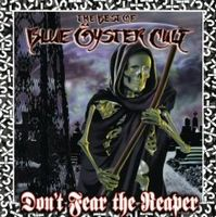 BLUE ÖYSTER CULT - Don't Fear The Reaper: The Best Of Blue Öyster Cult CD album cover
