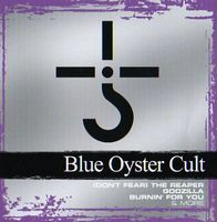 BLUE ÖYSTER CULT - Collections CD album cover
