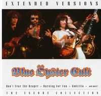 BLUE ÖYSTER CULT - Extended Versions CD album cover