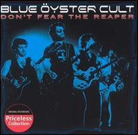 BLUE ÖYSTER CULT - Don't Fear The Reaper CD album cover