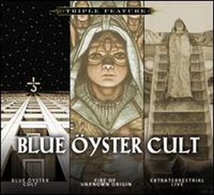 Blue Öyster Cult - Triple Feature CD (album) cover