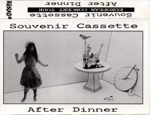 After Dinner - Souvenir Cassette CD (album) cover