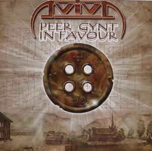 Aviva - Peer Gynt In Favour CD (album) cover