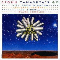 Stomu Yamash'ta - The Complete Go Sessions CD (album) cover