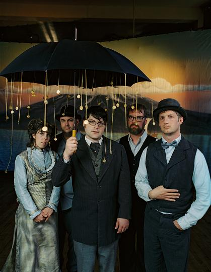 THE DECEMBERISTS image groupe band picture