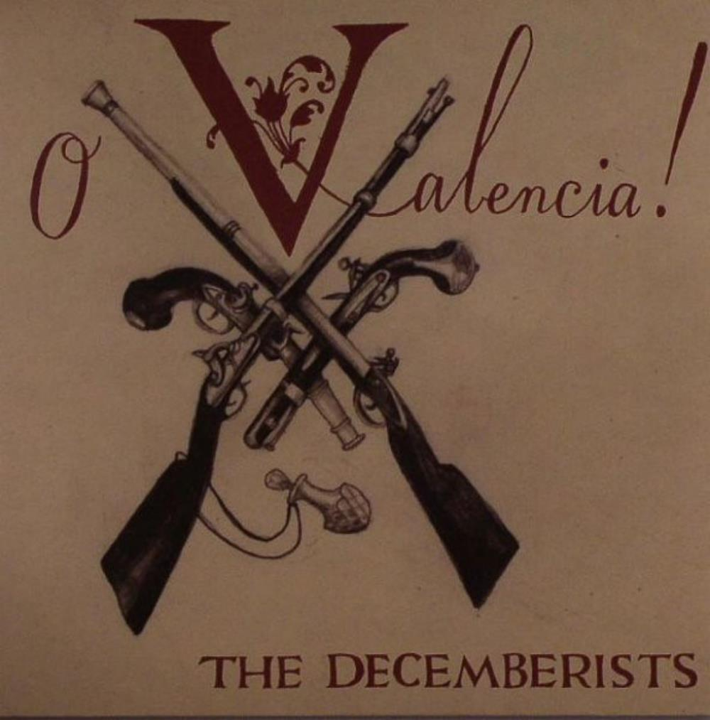 The Decemberists - O Valencia! CD (album) cover
