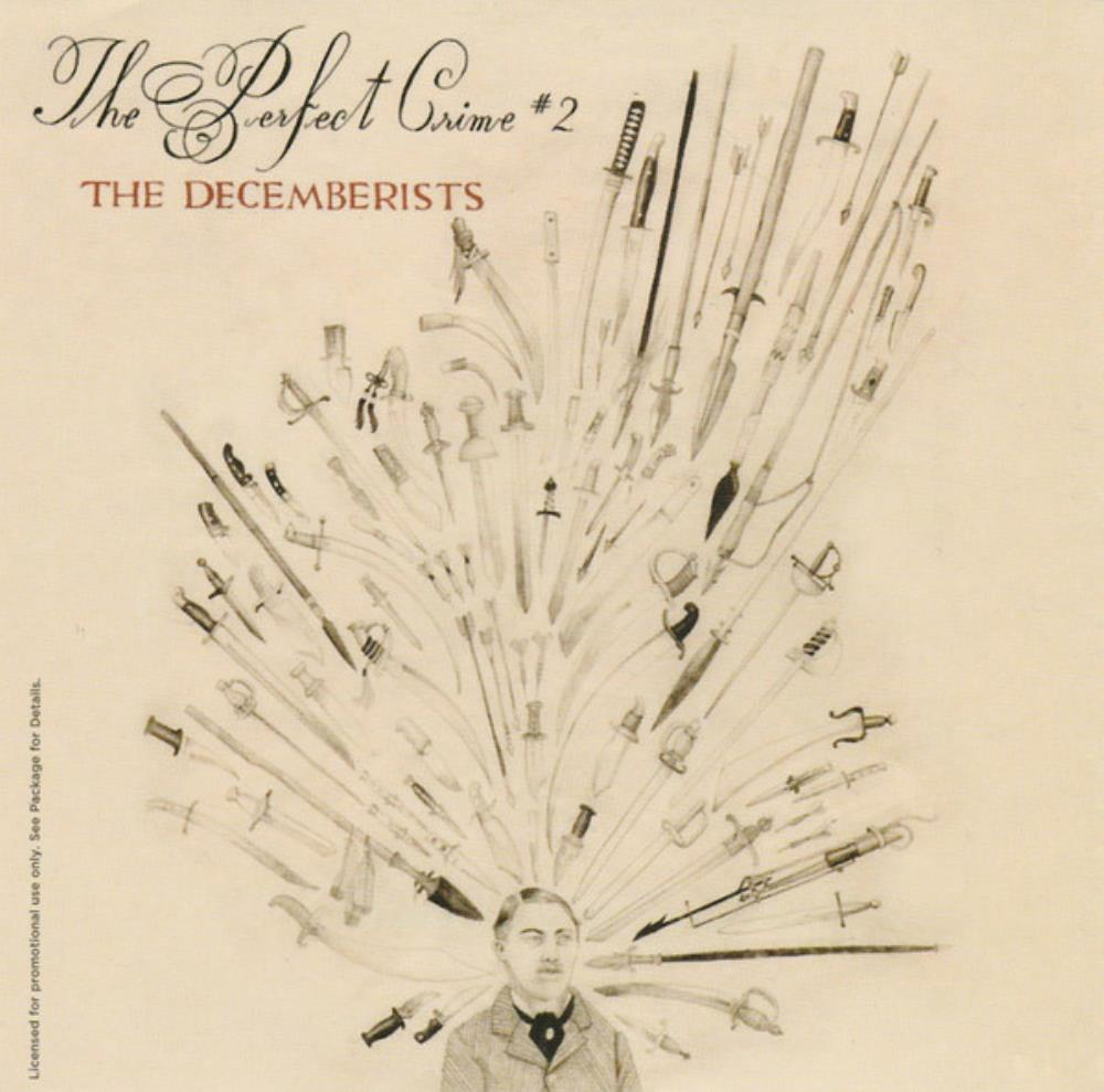 The Decemberists - The Perfect Crime #2 CD (album) cover