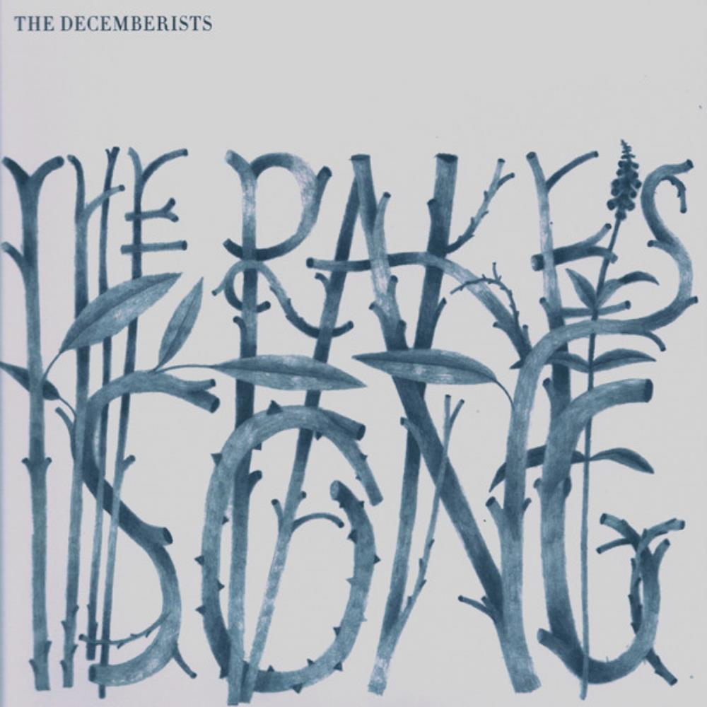 The Decemberists - The Rake's Song CD (album) cover