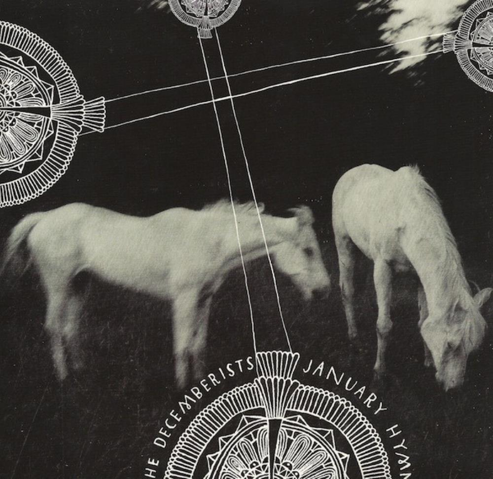 The Decemberists - January Hymn CD (album) cover