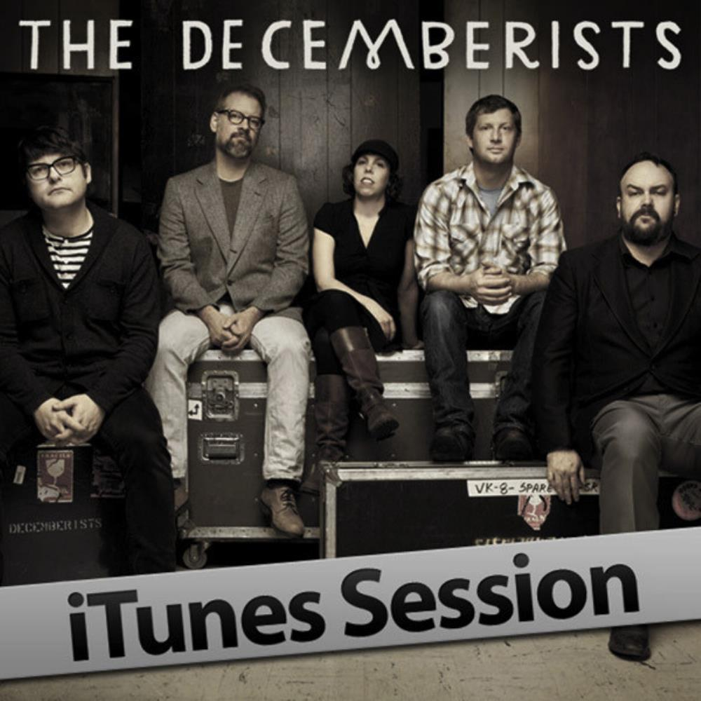 The Decemberists - Itunes Session CD (album) cover
