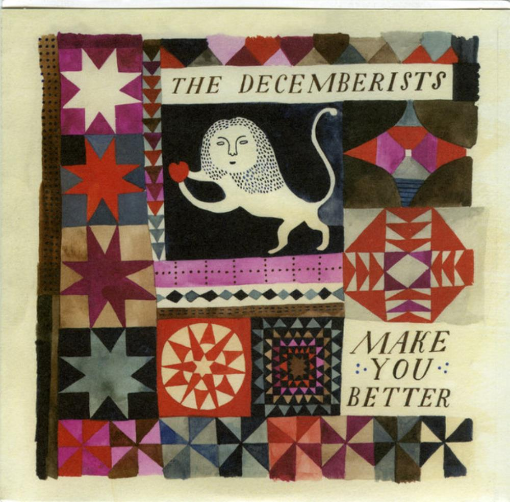 The Decemberists - Make You Better CD (album) cover