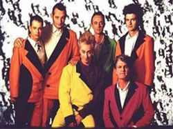 SPLIT ENZ image groupe band picture