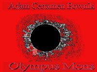 ADAM CERTAMEN BOWNIK - Olympus Mons CD album cover