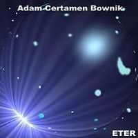 Adam Certamen Bownik - Eter CD (album) cover